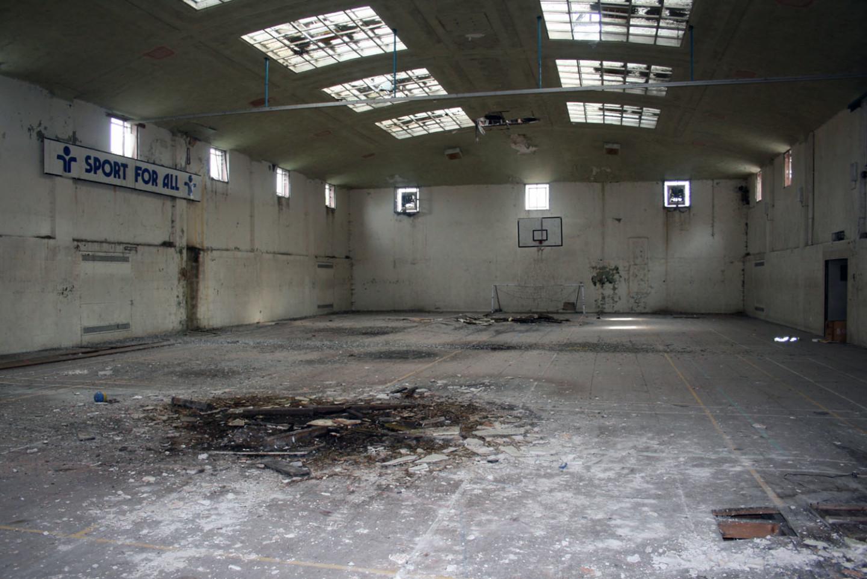 Byrne Avenue Baths Sports Hall