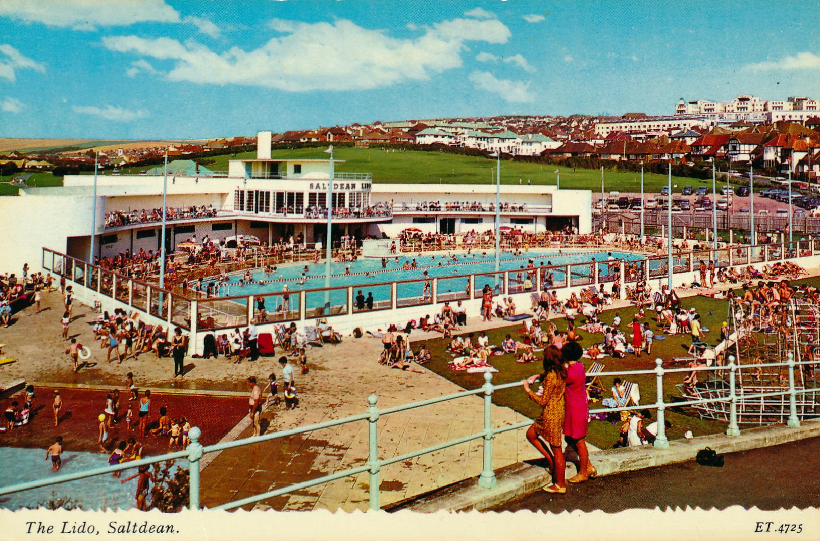 Saltdean Lido Brighton Historicpoolsorguk