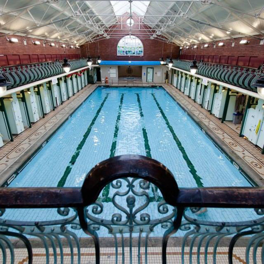 Bramley Baths Leeds