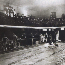 Byrne Avenue Baths First Session