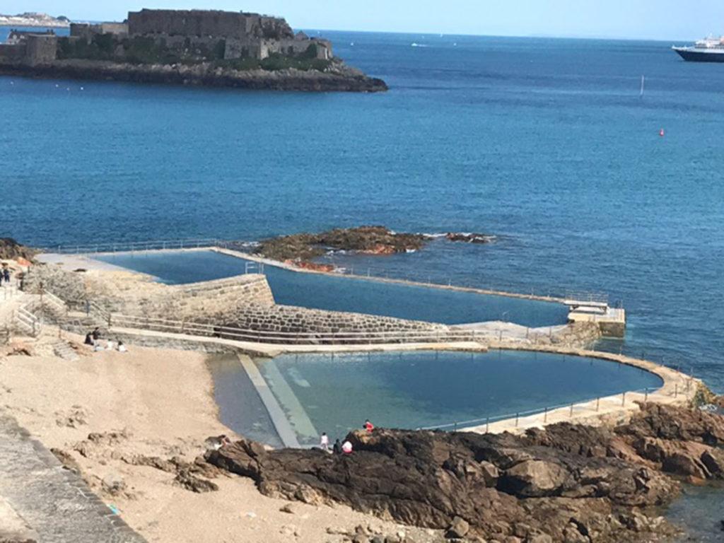 La Vallette Ladies and Childrens Pools