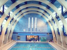 Classic studio for Mounts swimming pool northampton