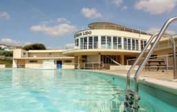 Saltdean lido brighton for Mounts swimming pool northampton