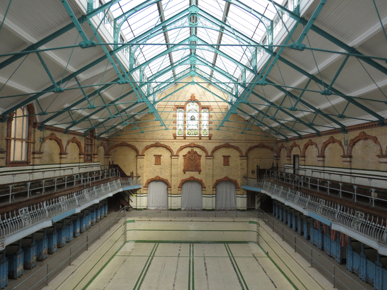 Victoria baths manchester - Victoria park swimming pool price ...