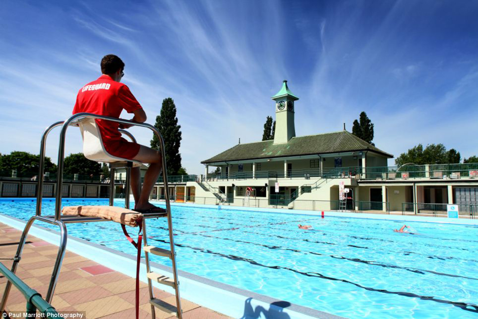 Peterborough lido for Mounts swimming pool northampton