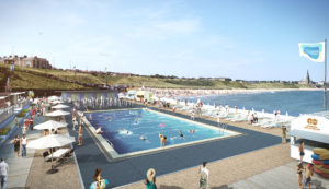 Historic Pools Of Britain Event Newcastle City Pool Tynemouth Outdoor Pool Historicpools